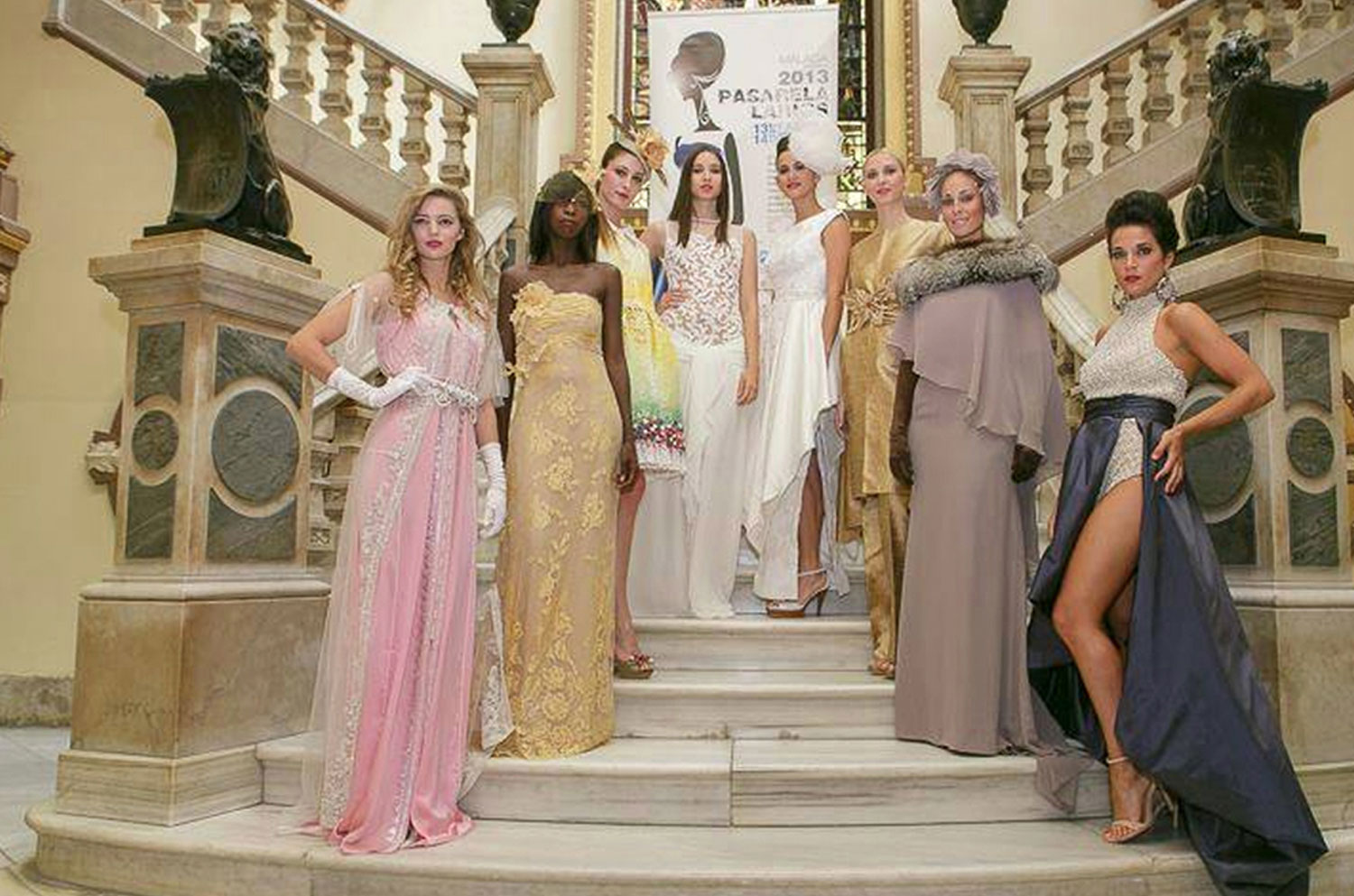 Pasarela Larios Fashion Week 2013